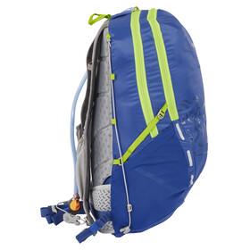 Bergans Rondane 18L Backpack Blue/Neon Green
